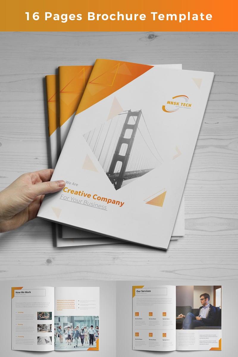 Creativenest Corporate Identity Template