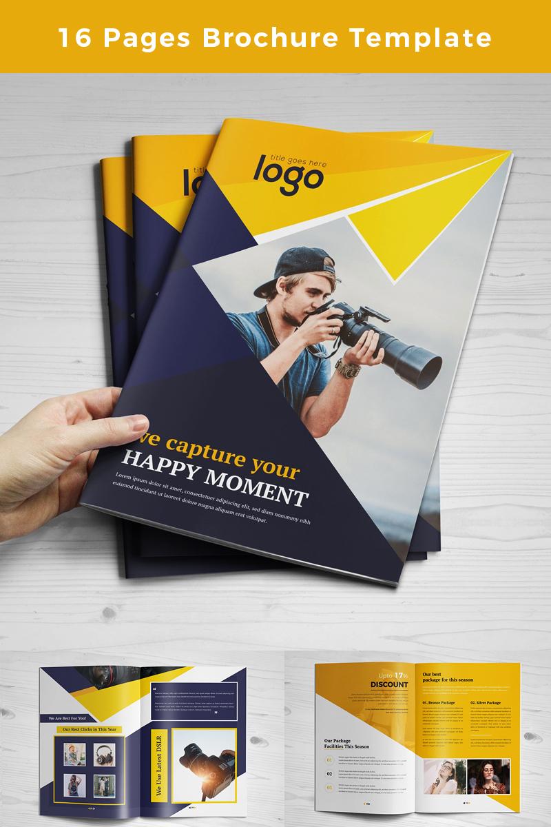 Onawa Fashion Photography Corporate Identity Template