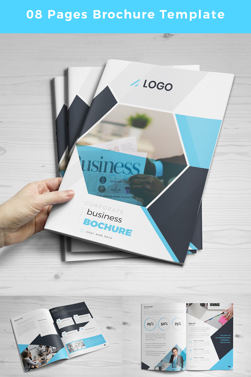 Takotna-pages-brochure Corporate Identity Template - screenshot