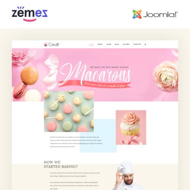 Купить  пофессиональные Joomla шаблоны. Купить шаблон #86895 и создать сайт.
