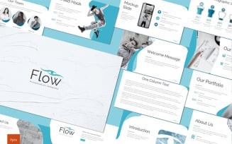 Flow PowerPoint Template