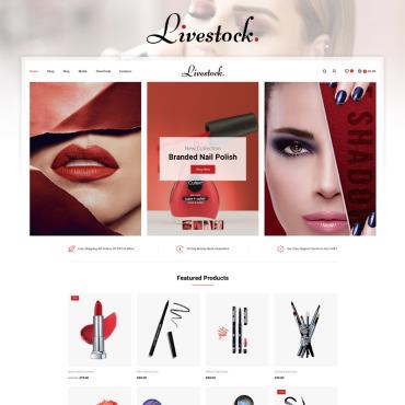 Купить  пофессиональные WooCommerce шаблоны. Купить шаблон #86909 и создать сайт.