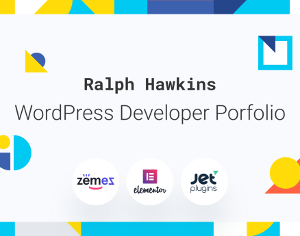 Devling - Portfolio Website for Developer WordPress Theme