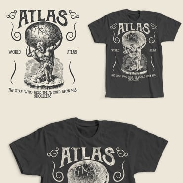 Купить  пофессиональные T-shirts. Купить шаблон #86975 и создать сайт.