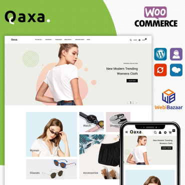 Купить  пофессиональные WooCommerce шаблоны. Купить шаблон #86979 и создать сайт.
