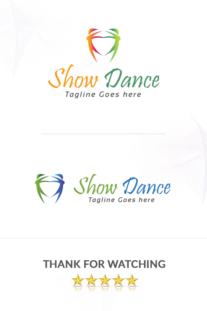 Dance Logo Template
