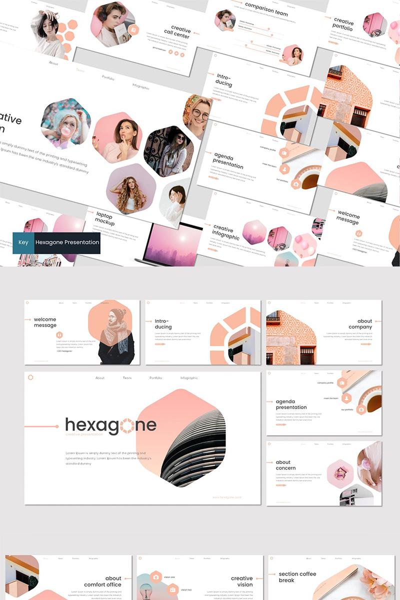 Hexagone Keynote #86922