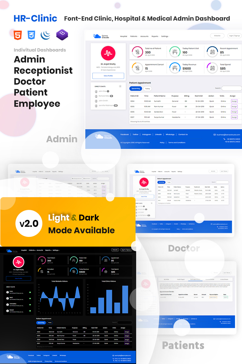 """""""HR-Clinic 