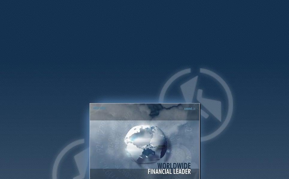 Flash Intro Vorlage für Business und Dienstleistungen New Screenshots BIG