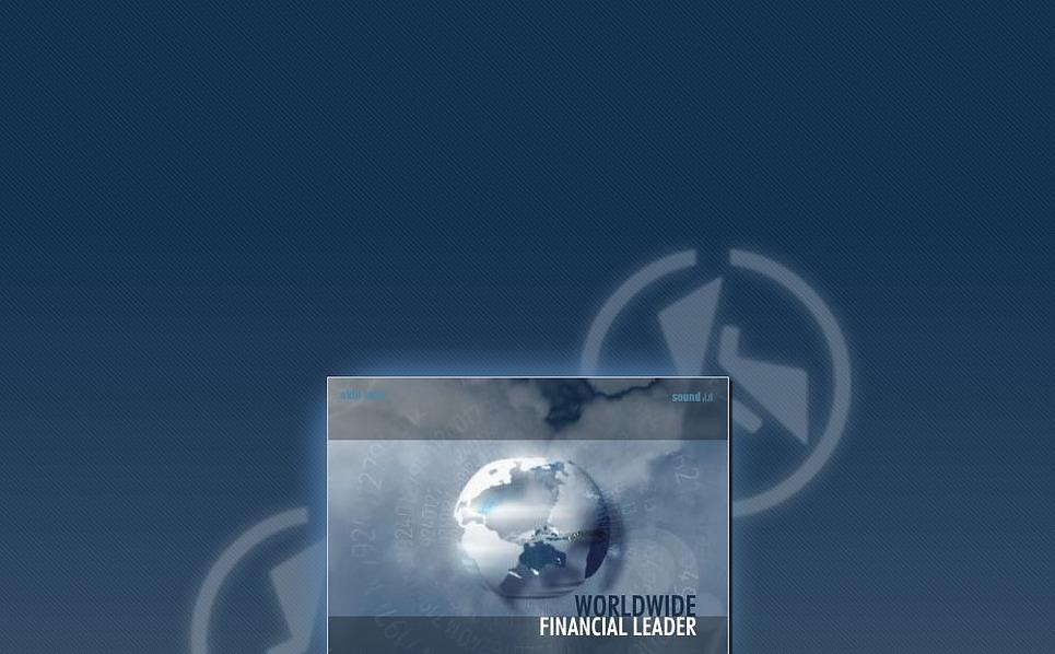 Szablon Intro Flash #8760 na temat: biznes i usługi New Screenshots BIG