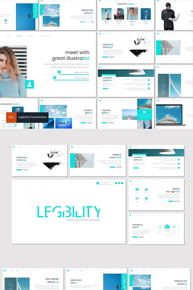 Legibility PowerPoint Template