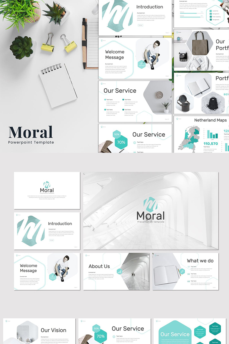 Moral PowerPoint Template