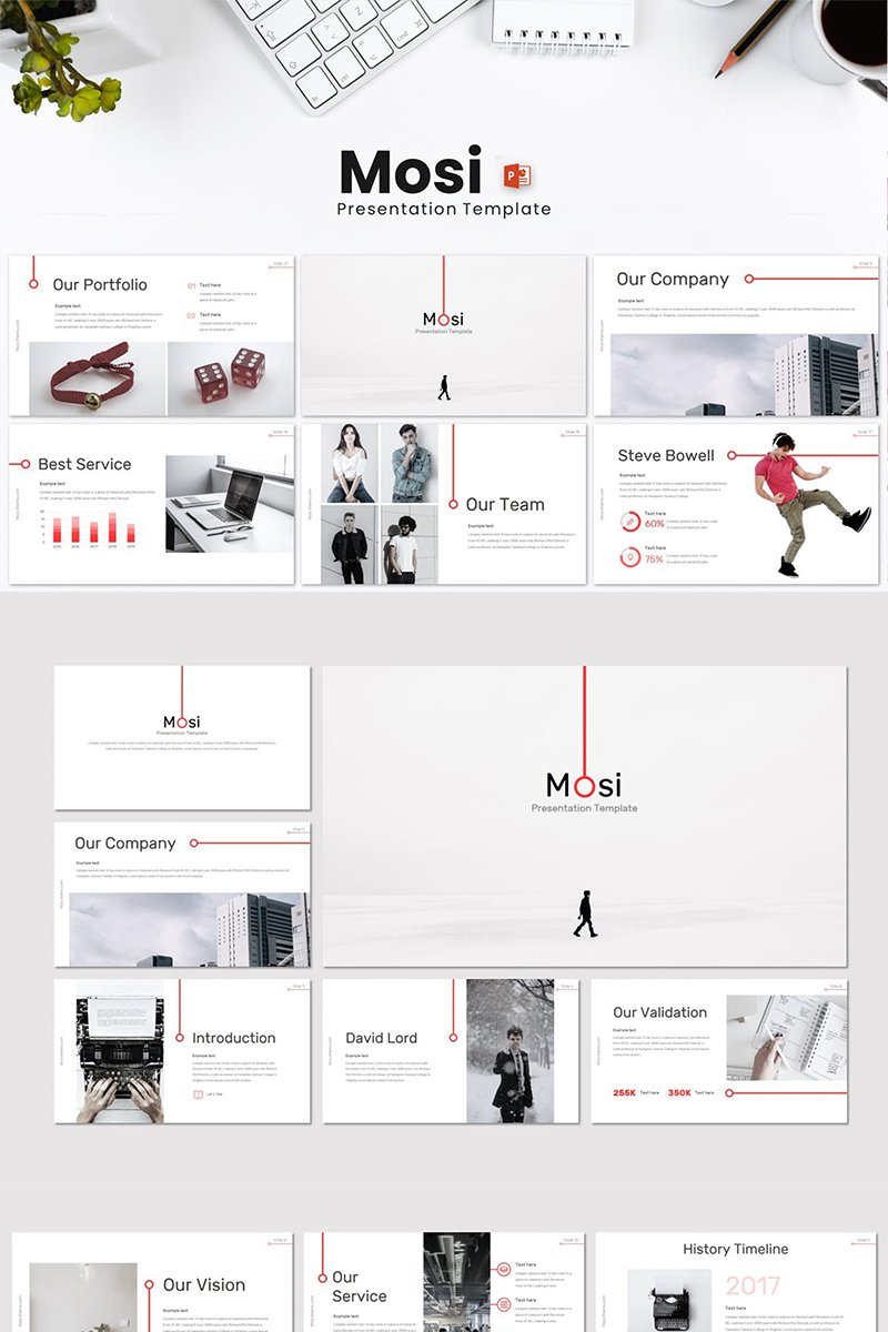 Mosi PowerPoint Template