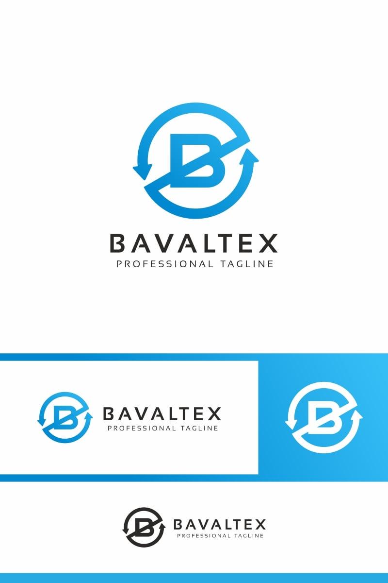 Szablon Logo Bavaltex - B Letter #87120
