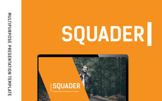 Squader PowerPoint Template
