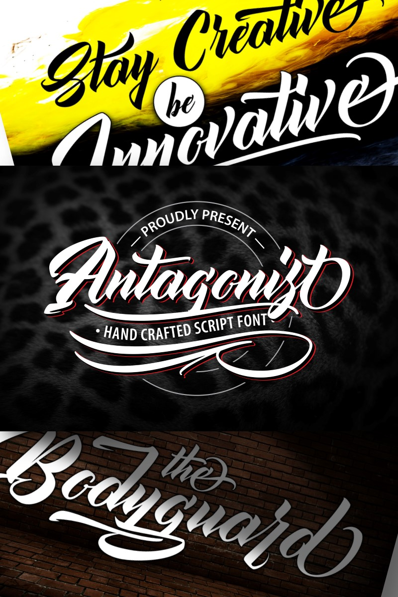 """""""Antagonis 