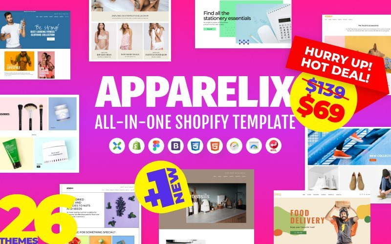 Apparelix - Clean Multipurpose №87247