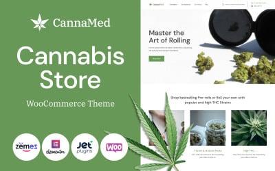 CannaMed - Stylish Medical Marijuana