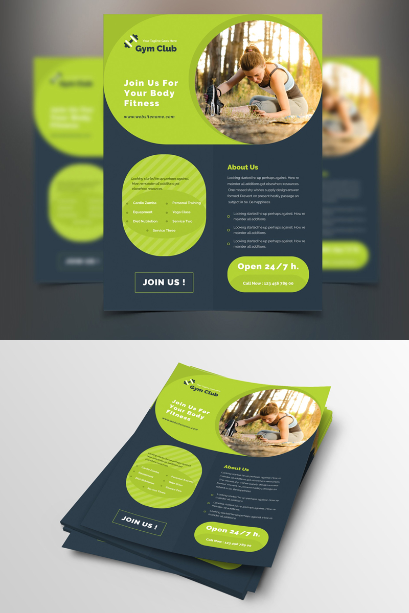 Grayling Corporate Identity Template