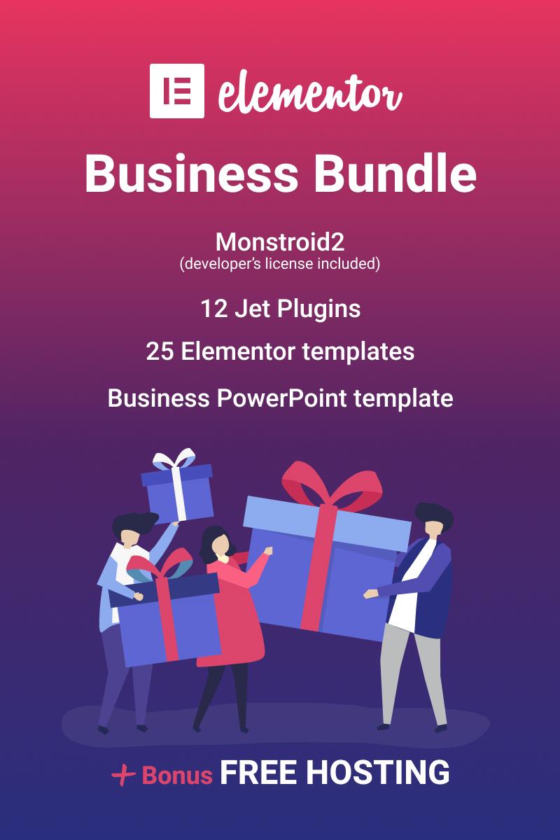 """Paquete """"Elementor Business"""" #87323 - captura de pantalla"""