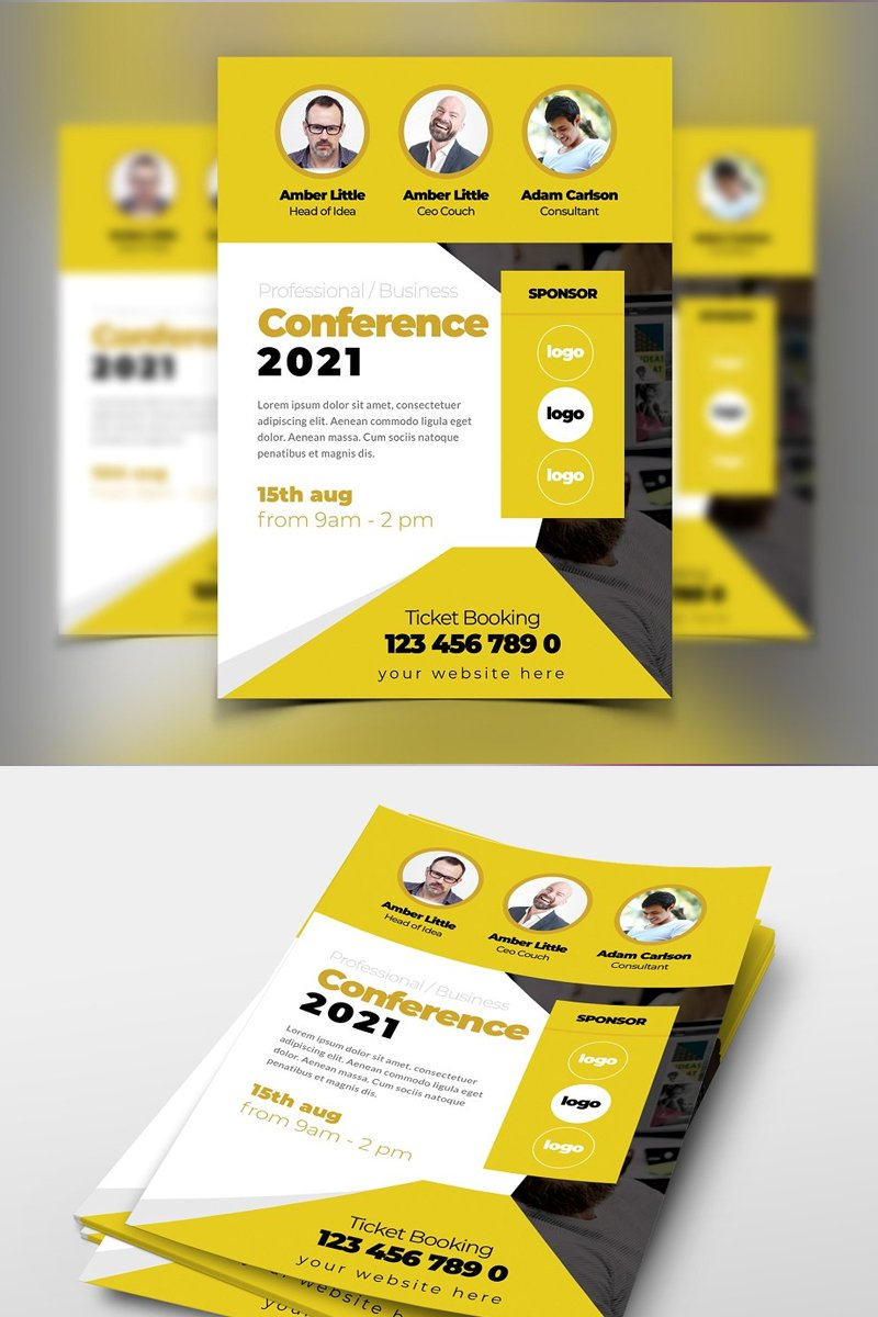 Artista Corporate Identity Template - screenshot