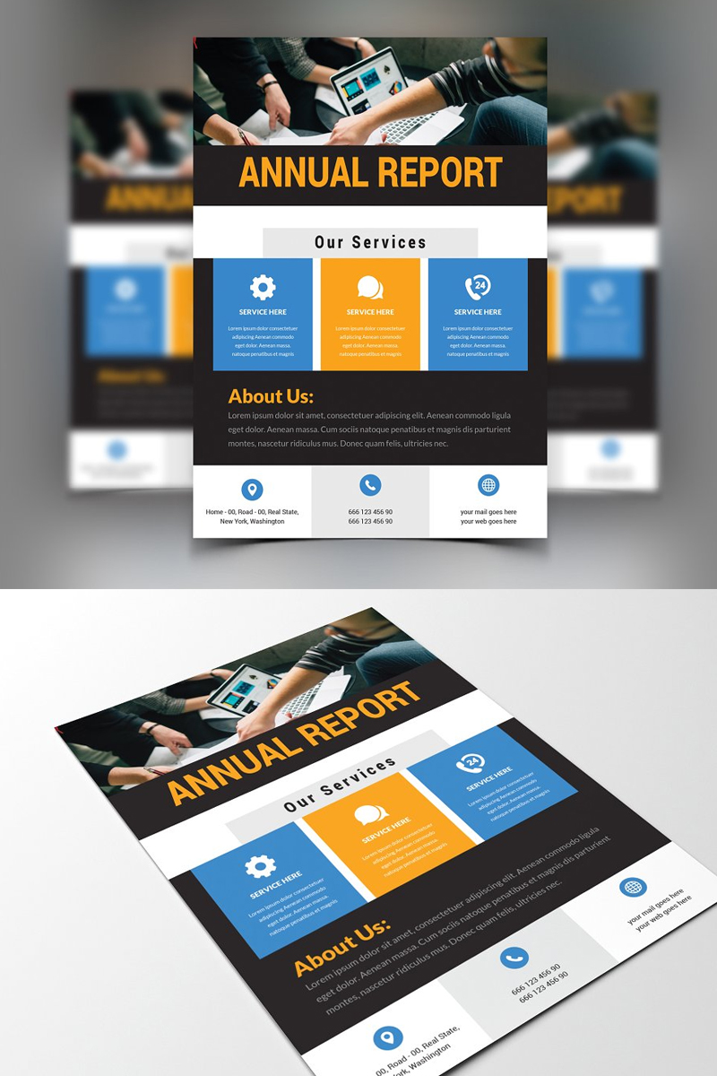 Bruno Corporate Identity Template