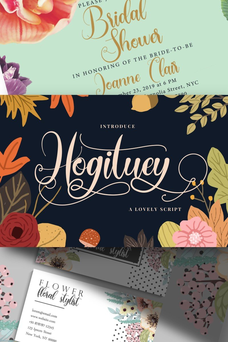Hogituey | Candy Funny Font #87451