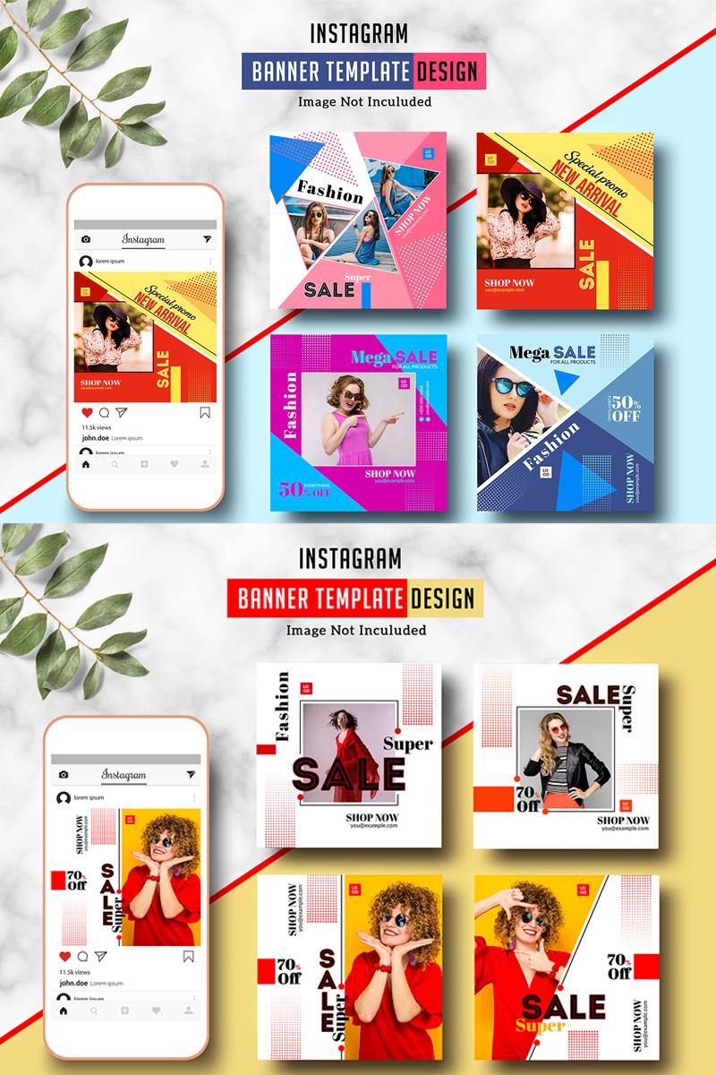 Media społecznościowe Sistec Banner #87416