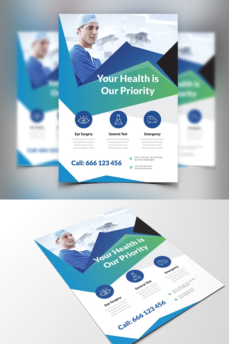 NEOHospital Corporate identity-mall #87477