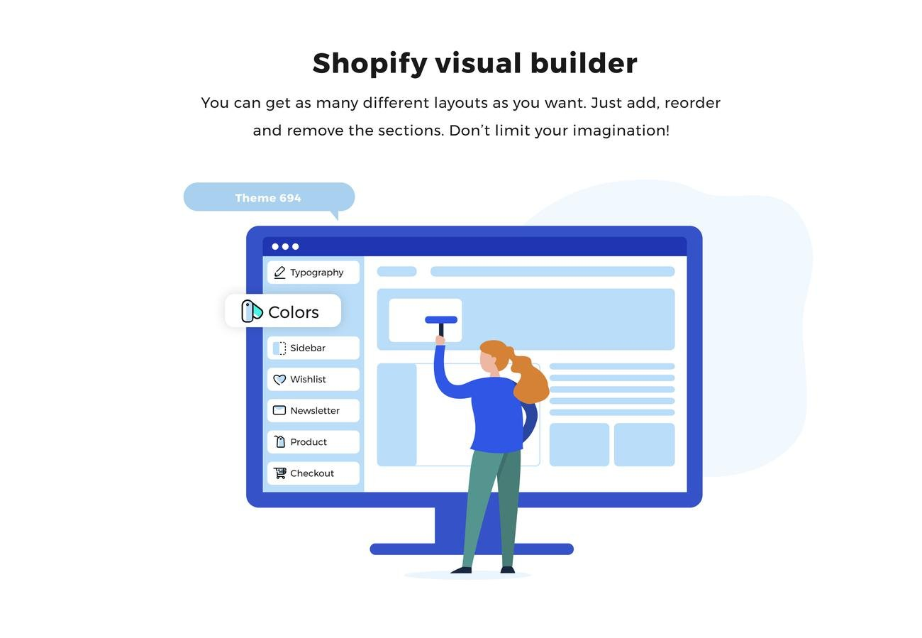 shopify features, shopify builder, shopify extensions, shopify plugins