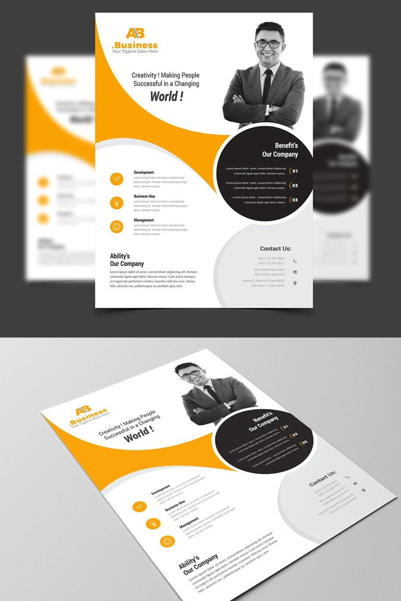 Batumi Corporate Identity Template