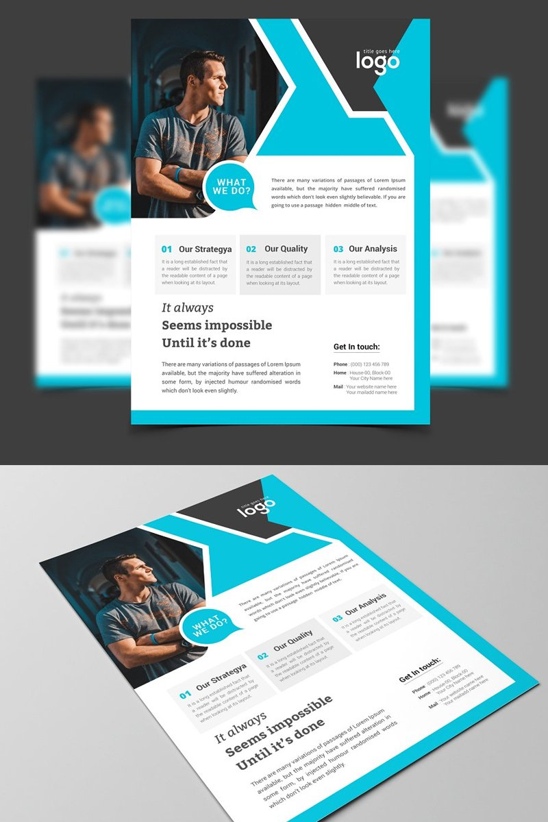 Darkveti Corporate identity-mall #87521