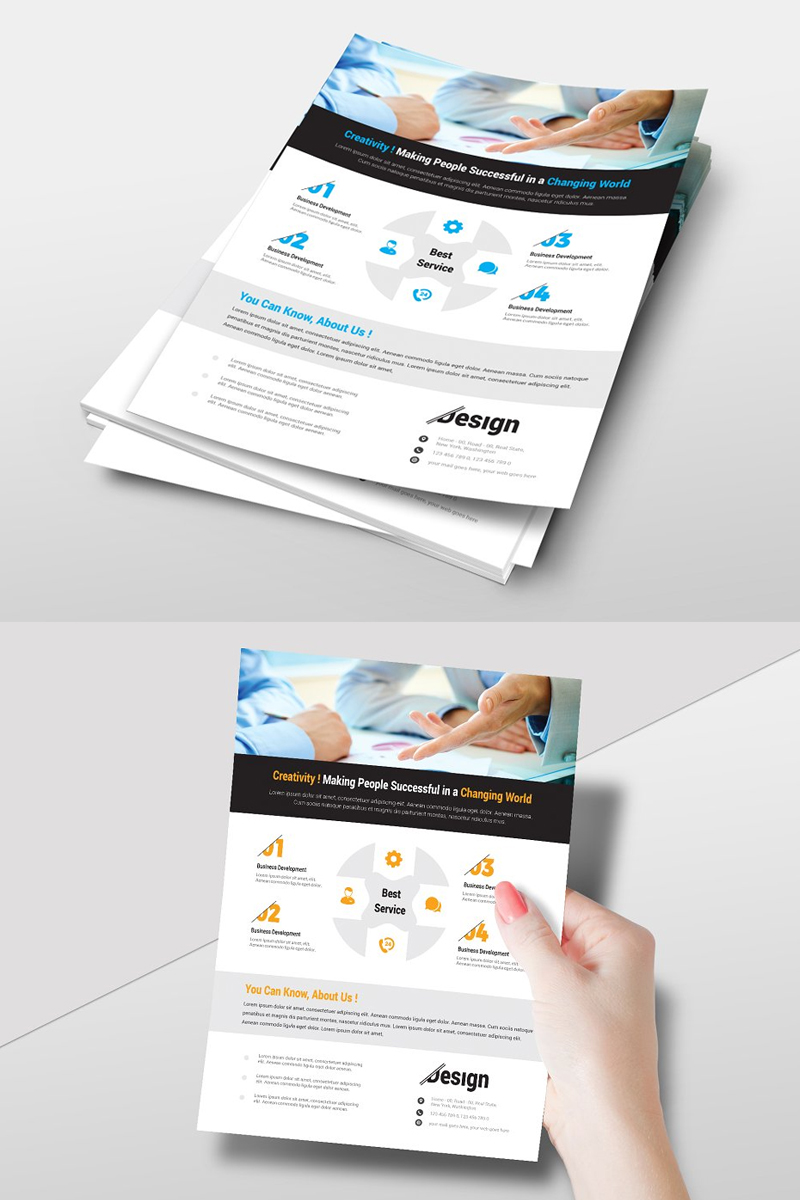 Darya Corporate Identity Template
