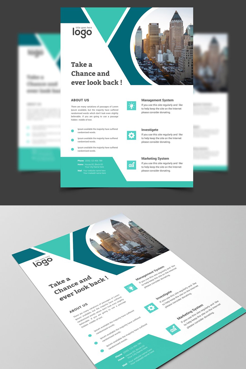 Shkmeri Corporate Identity Template