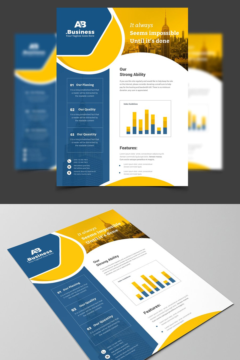 Trabzon Corporate Identity Template
