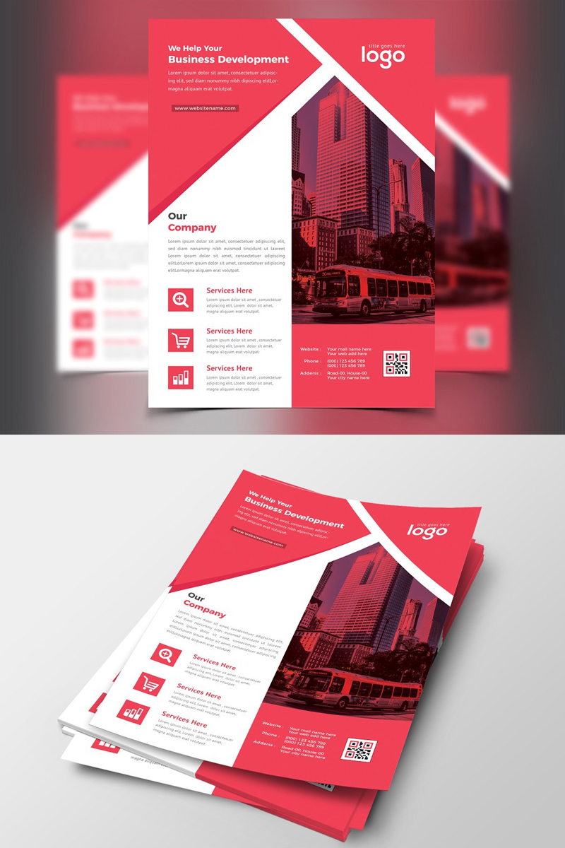 Bartki Corporate Identity Template