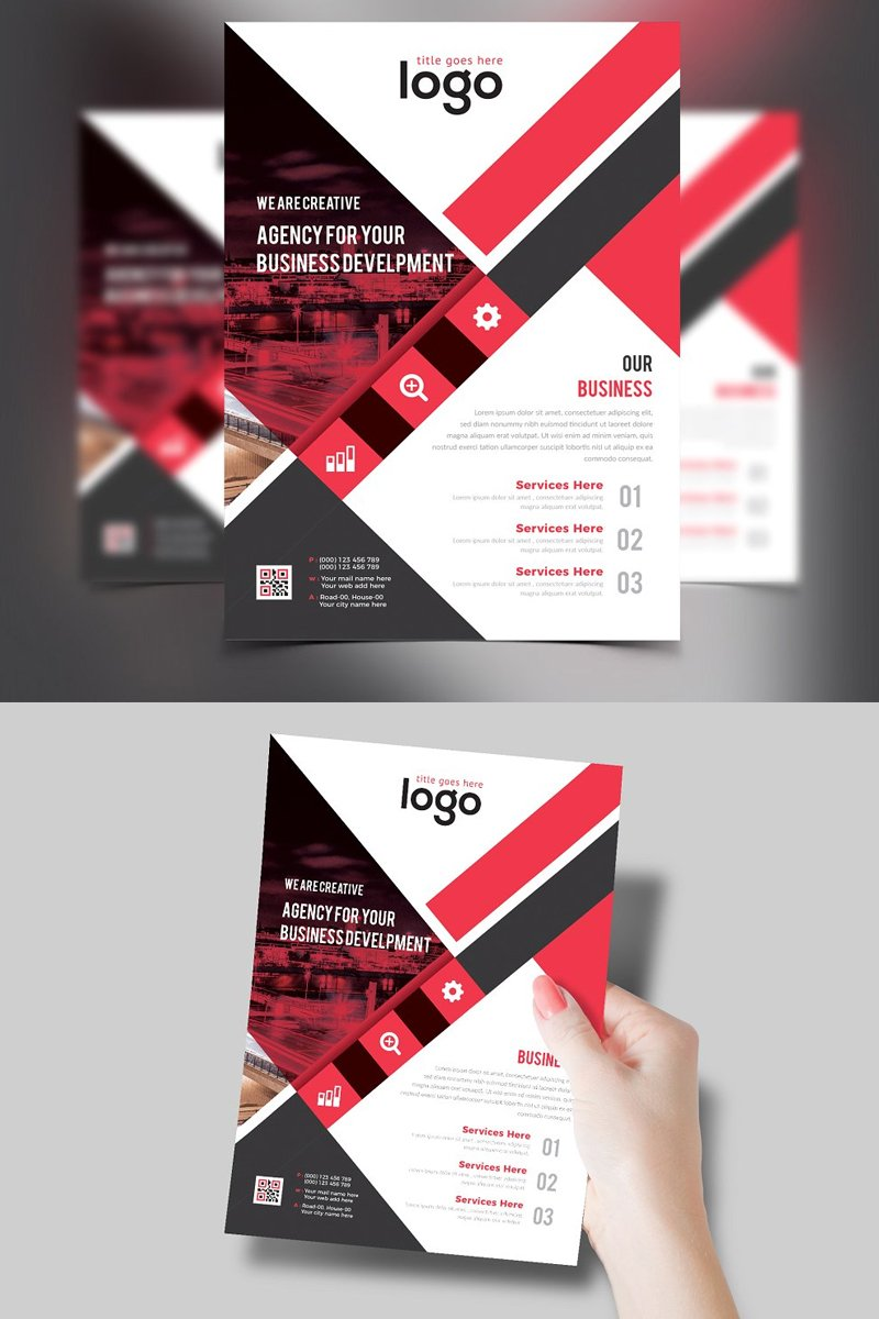 Goose Corporate Identity Template