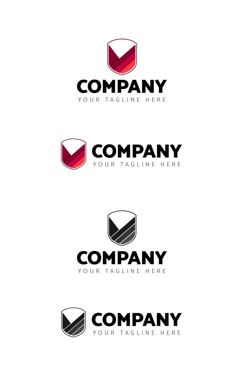 Szablon Logo Insurance #87695
