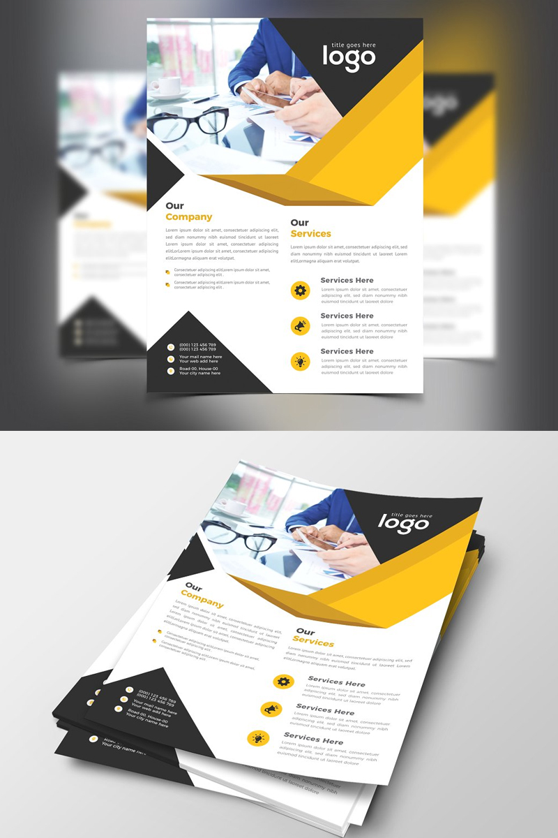 Zbyluty Corporate Identity Template