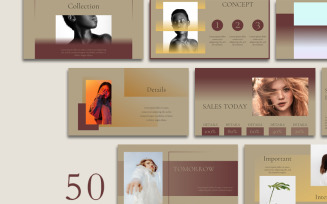 Tomorrow PowerPoint Template