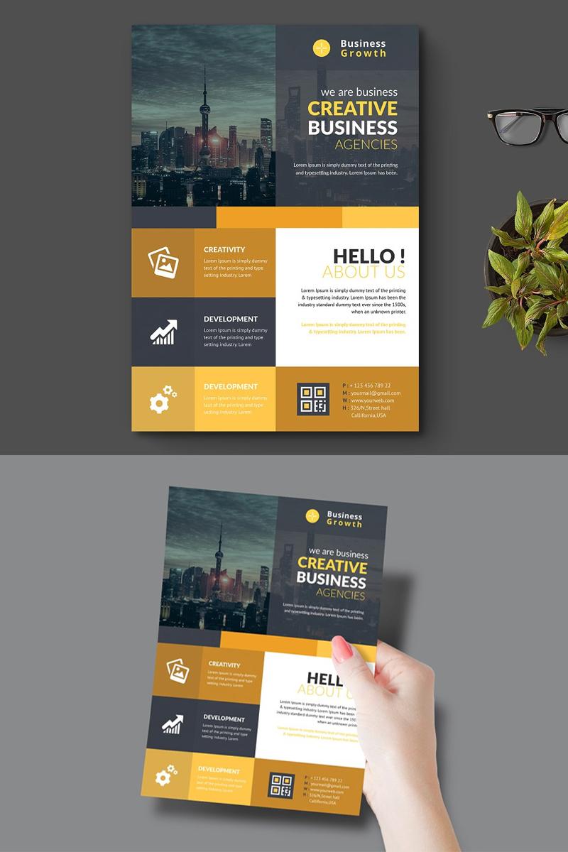 Kajny Corporate Identity Template - screenshot
