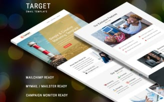Target - Responsive Email