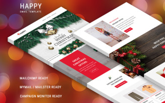 Happy Newsletter Template