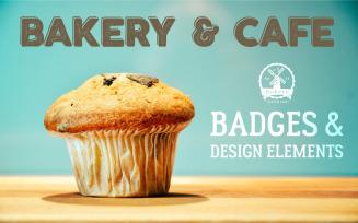 Bakery Bundle. SVG Vector