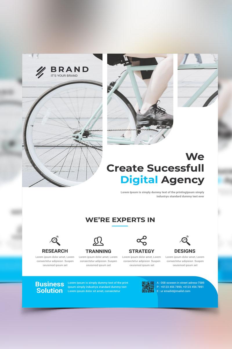Brand - Minimals Flyer Vol_8 Corporate Identity Template - screenshot