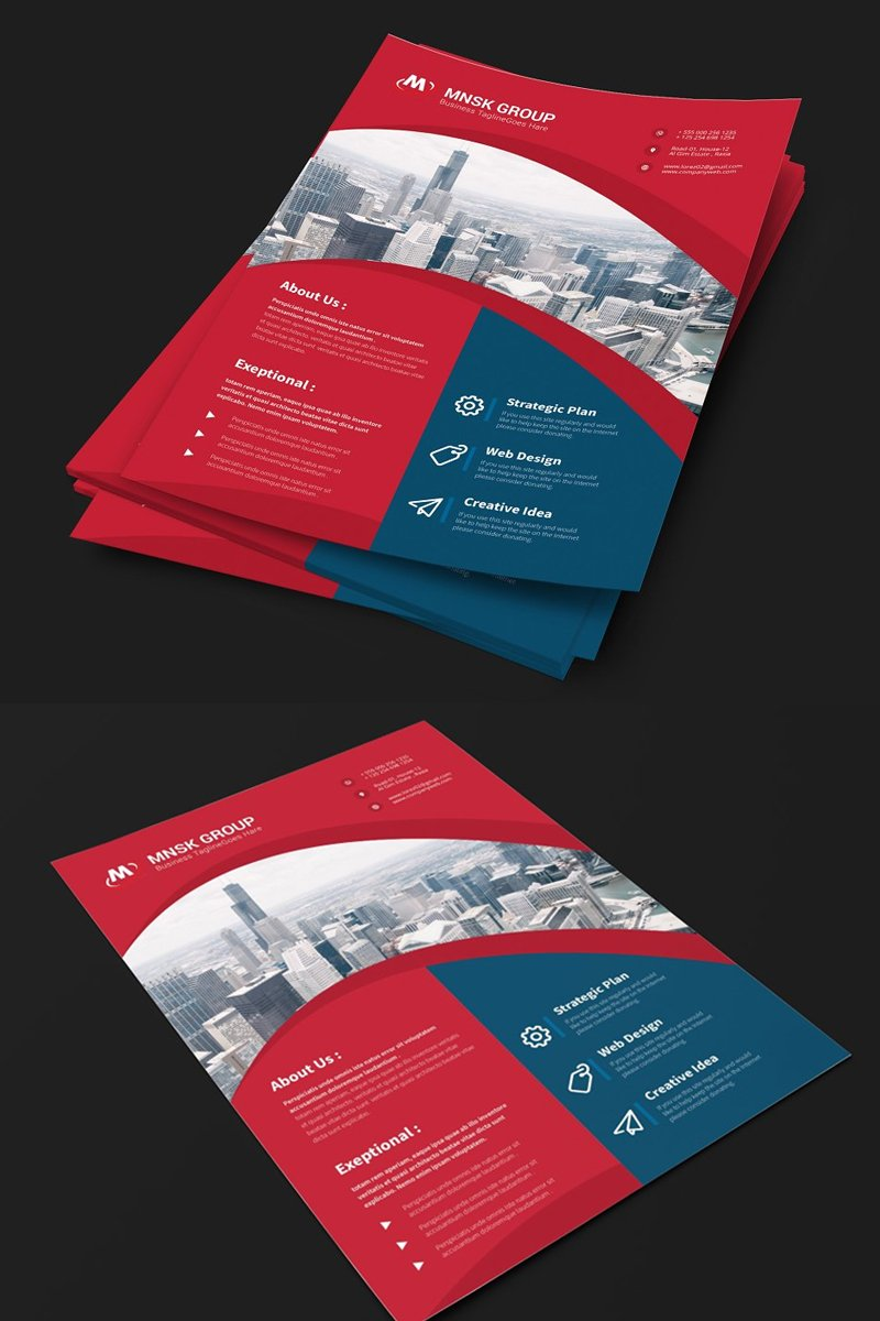 Sangha Corporate Identity Template