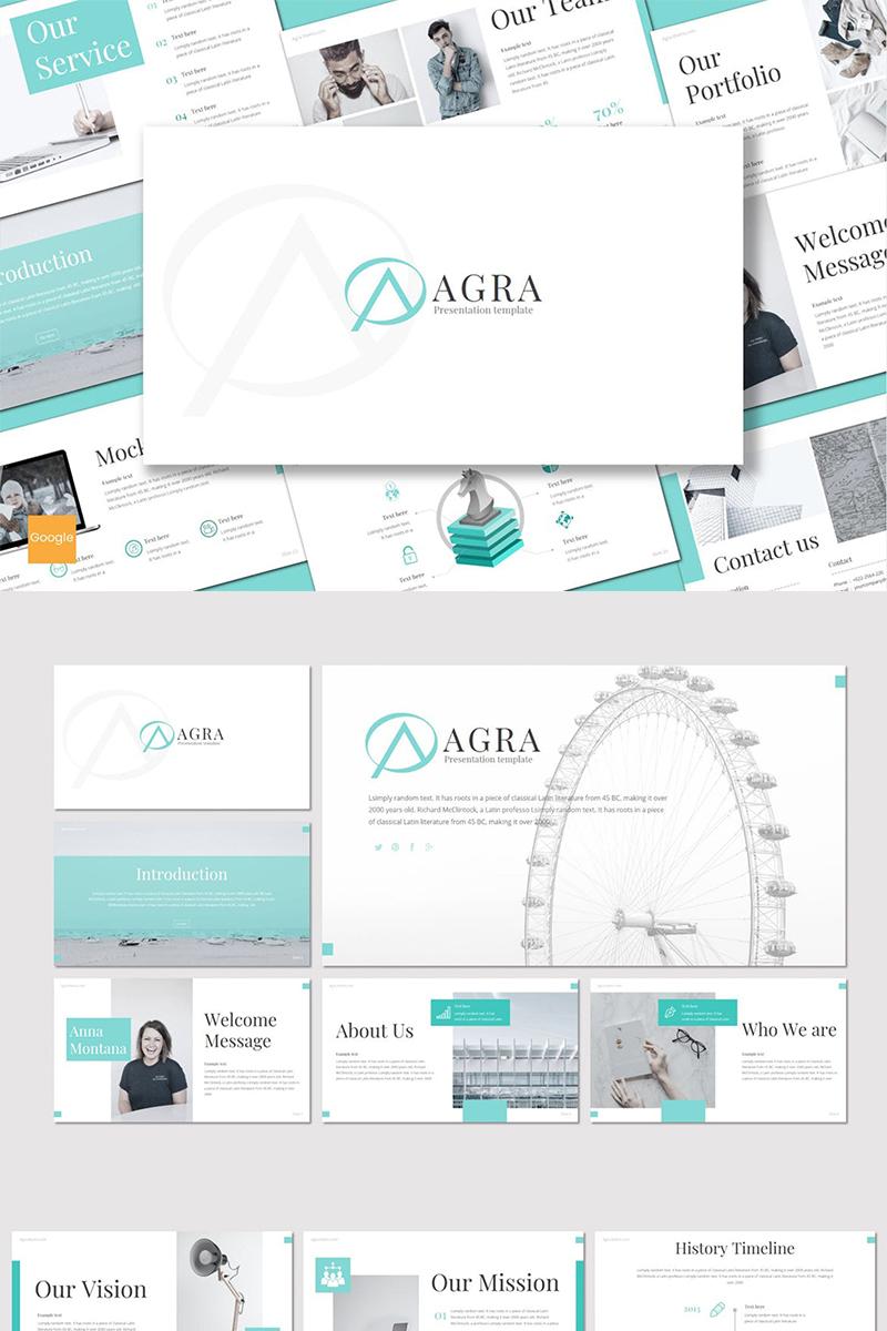 "Google Slides ""Agra"" #88656 - screenshot"
