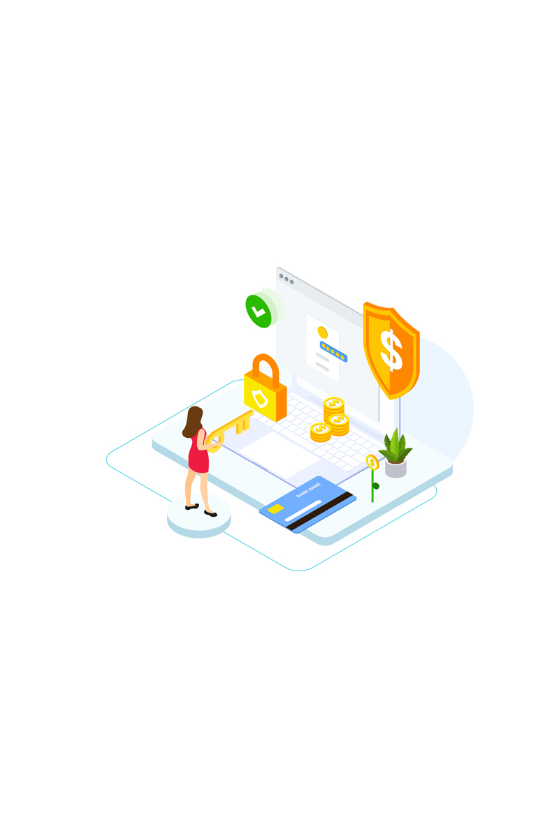 Payment security 1 Illustration