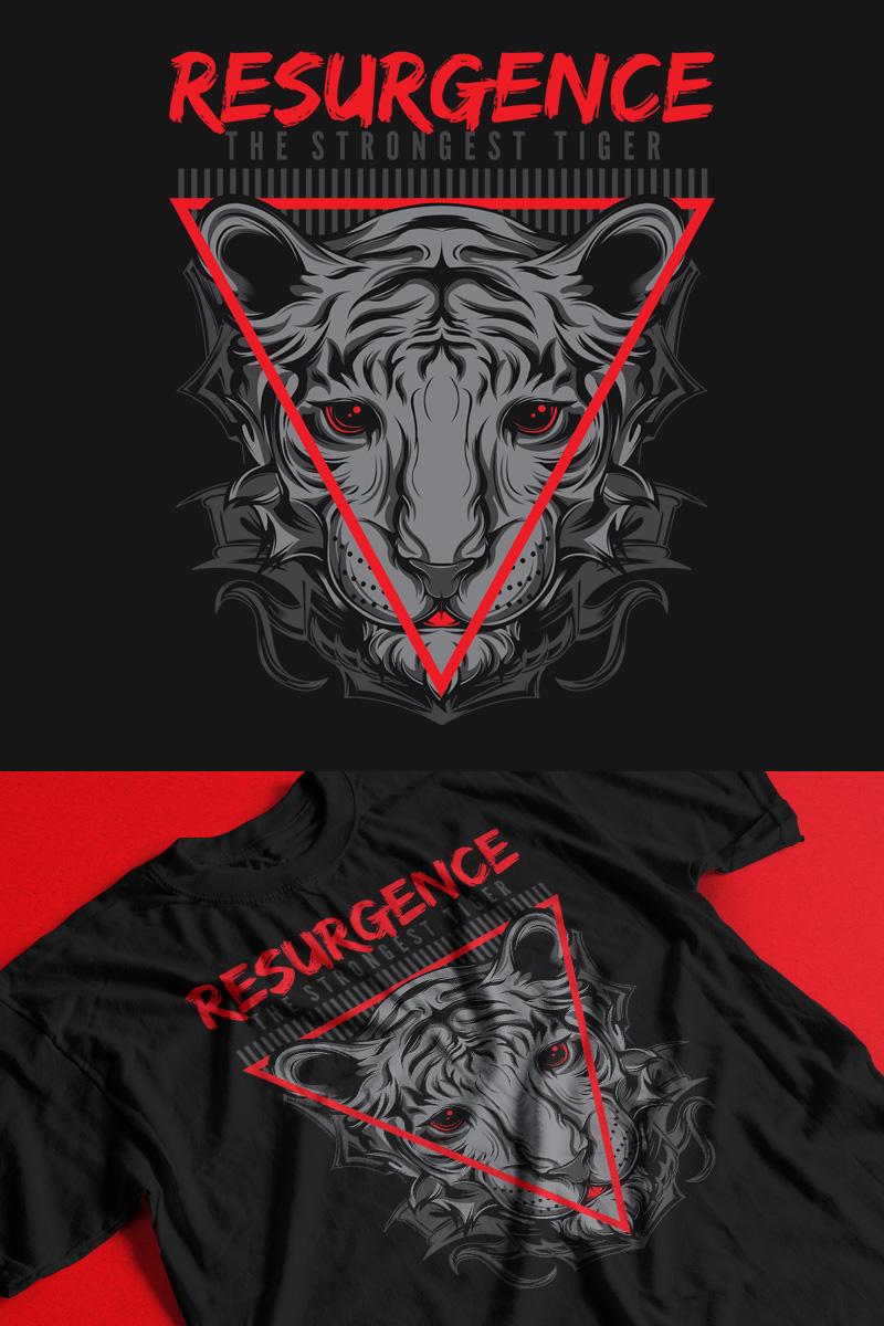 Resurgence T-shirt №88861