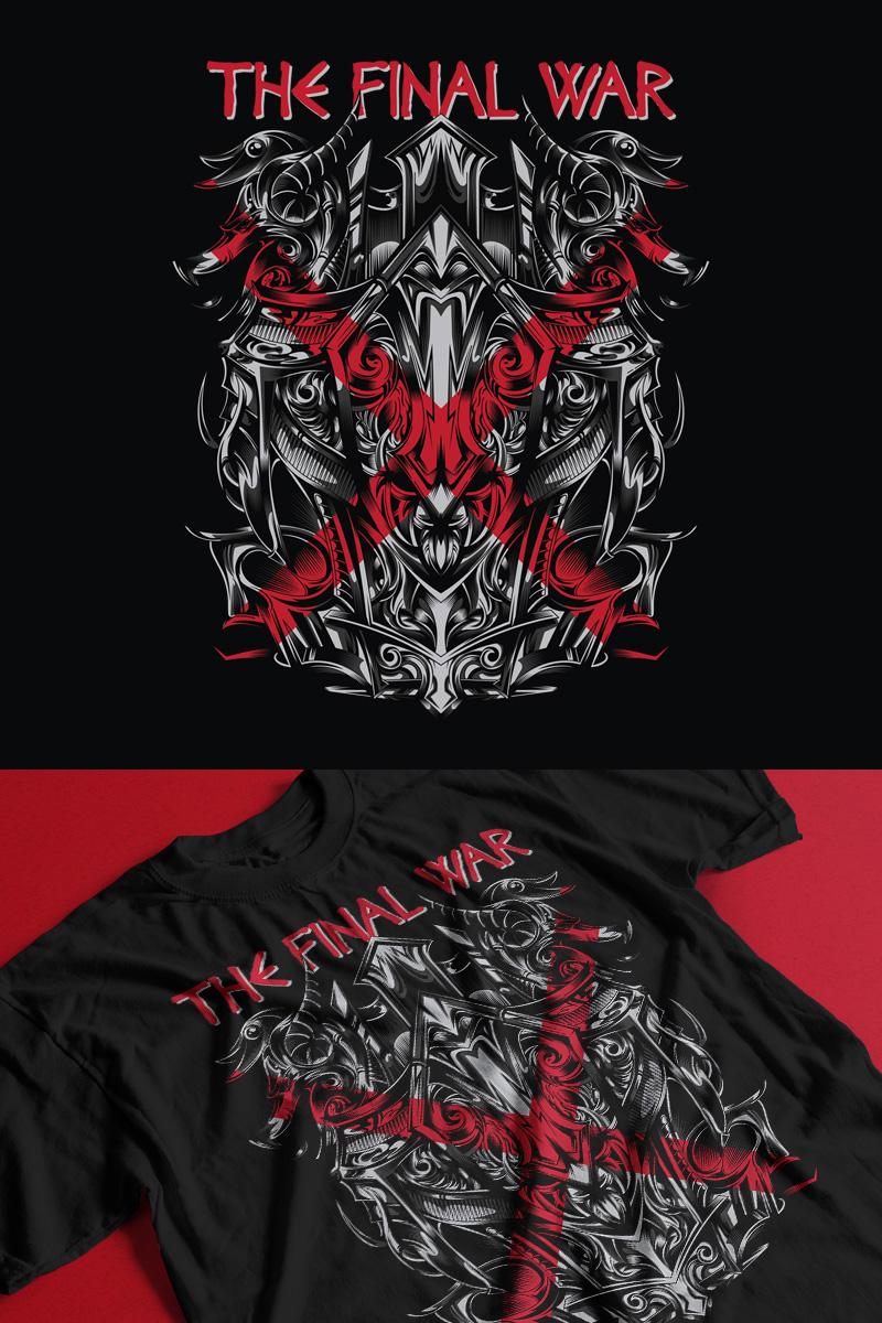 The Final War T-shirt #88865